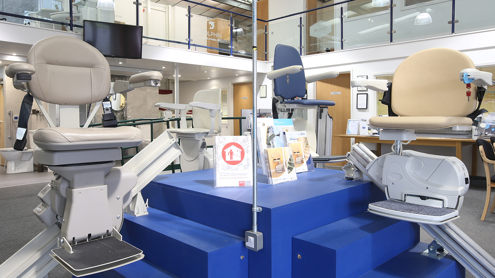 Dolphin Lifts and Mobility | Northeast Stairlift and
